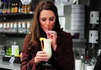 Smoothie regal: secretul siluetei lui Kate Middleton