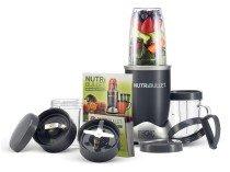 Extractor de nutrienti NutriBullet 12 piese - in Rate la doar 299 Lei/Luna