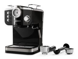 Aparat electric de facut cafea Deluxe Noir
