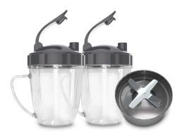Set din 5 accesorii pentru Nutribullet