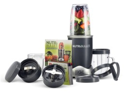 Extractor de nutrienti NutriBullet - in rate cu 0% COMISION