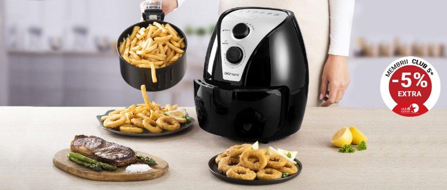 Friteuza cu aer cald Air Fryer