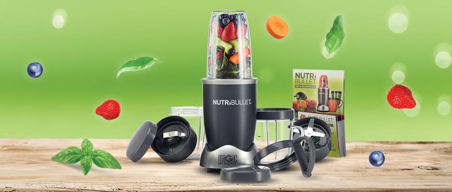 Extractorul de nutrienti Nutribullet Supreme - Cel Mai Mic Pret!