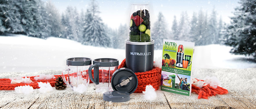 Extractor de nutrienti Nutribullet Supreme