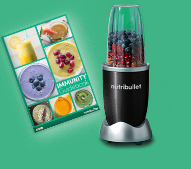 Nutribullet- 7 ani in Moldova