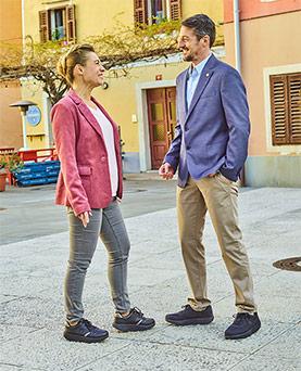 Pantofi sport Walkmaxx Fit