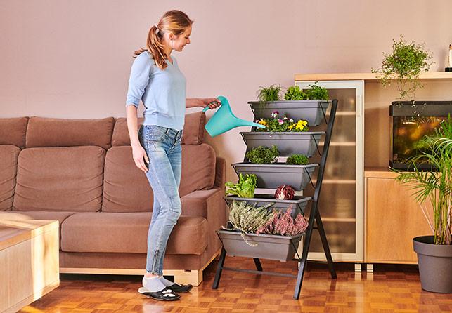 Jardiniera verticala Grow
