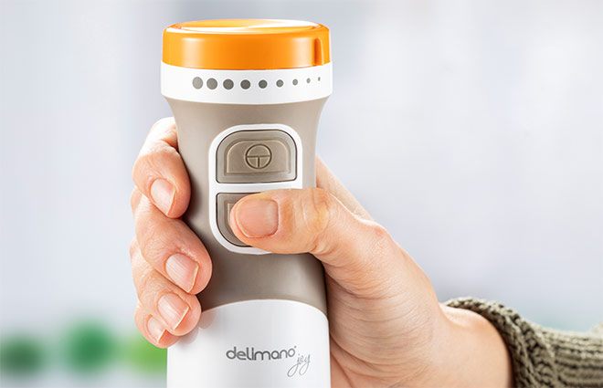 Blender manual multifunctional Delimano Joy Pro